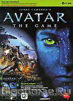 James Cameron's AVATAR: The Game (DVD-Box)